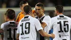 Ronaldo Salih Uçanı üzdü