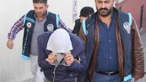 İstanbuldan gelip 10 günde 12 ev soyan hırsızlar, tutuklandı