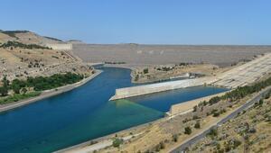 Atatürk Barajında alabalık üretim atağı