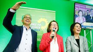 Hessen'de 'Yeşil' zafer