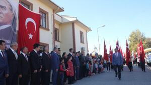 Gazipaşada Cumhuriyet Bayramı kutlandı