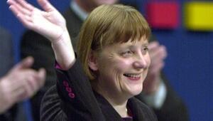 Dünden bugüne... Angela Merkel