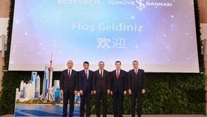 İş Bankası Çin'de İnovasyon Merkezi açtı