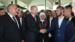 Erdoğan Habibin fotoğrafını beğendi