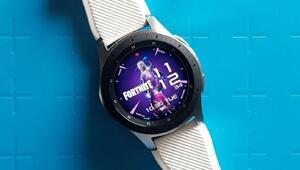 Galaxy Watchlara Fortnite yüzü geldi