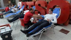 BTSOdan Kızılay ile Kan ve Kök Hücre Bağışı Kampanyası
