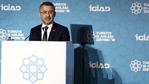 Cumhurbaşkanı Yardımcısı Oktay: FETÖ 15 Temmuzda halkın tokadını yemiştir dedi