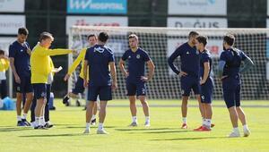 Sarı-lacivertlilerde gözler Anderlecht maçına çevrildi