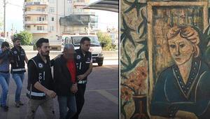 Polis bile bunu beklemiyordu 12 milyon dolarlık tablo...