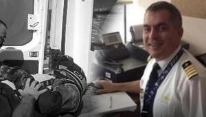 Pilot, motosiklet kazasında yaşamını yitirdi
