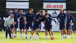 Fenerbahçe, Anderlecht hazırlıklarına start verdi