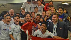 Altınorduya UEFAda Fransız konuk