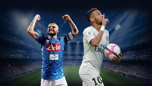 San Paoloda dev Şampiyonlar Ligi maçı PSGnin iddaa oranı...