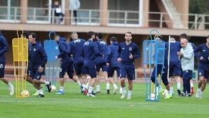 Fenerbahçe, Anderlecht maçının hazırlıklarını sürdürdü