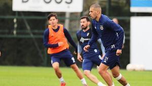 Fenerbahçe, Anderlecht hazırlıklarına devam etti