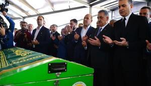 AK Partili Ziyaeddin Yağcı, son yolculuğuna uğurlandı