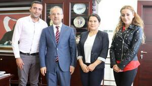 Şehit-Gazi Senden Başsavcı İnala ziyaret
