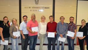 MMOda bilirkişilik sertifika töreni