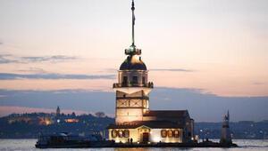 Kız Kulesinin üzerinde hangi padişahın tuğrası bulunur