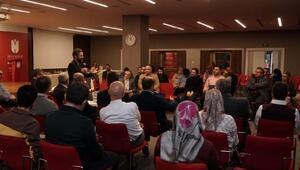 İbn Haldun Üniversitesi'nde kolokyum ve rektör çayı serisi başladı