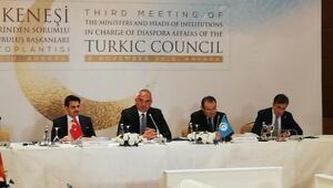 Bakan Ersoy: Türk Konseyinin 15 milyona yakın diaspora üyesi bulunmaktadır