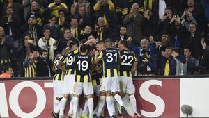 Fenerbahçede kara bulutlar dağılıyor