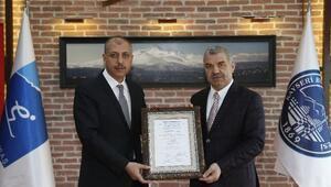 Türkiyenin uluslararası kalitede tek dağı Erciyes oldu