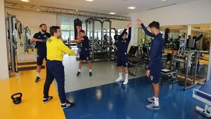 Fenerbahçede, Alanyaspor maçı hazırlıkları başladı