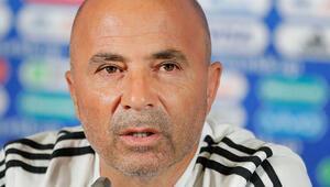Sampaoli cephesinden Fenerbahçeye yanıt: Yalanlamalarına üzüldük