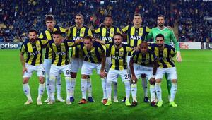 O rakamı görenler şaşkına döndü Fenerbahçe...