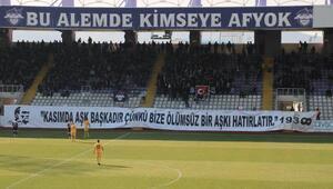 Afjet Afyonspor - Hatayspor: 1-2