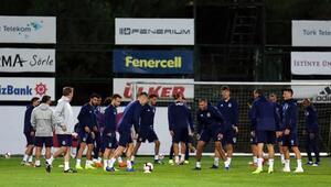 Fenerbahçe, Alanyaspor hazırlıklarını tamamladı