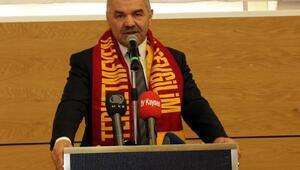 """Başkan Çelik,  """"Kayserispor'a destek vermek hepimizin görevi"""""""