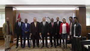 Etiyopya'dan  Kayseriye kardeşlik talebi