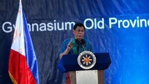 Filipinler Devlet Başkanı Duterte: Savaşa hazır değiliz
