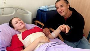 Jimnastikçi Maria, ameliyatla bel ağrılarından kurtuldu
