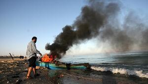 İsrail güçleri Filistinli balıkçıyı öldürdü