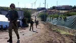 Diyarbakırda geniş kapsamlı terör operasyonu