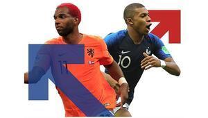 Hollanda, Fransayı mutlaka yenmek zorunda iddaanın favorisi ise...