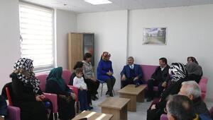 Başkan Çelik, Pınarbaşında çalışmaları inceledi