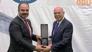 Tekirdağ Süleymanpaşa Belediyesine uygulama ödülü