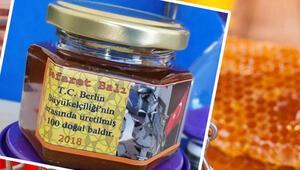 Arılar çoğaldı, 'organik sefaret balı' arttı Berlin Büyükelçiliği'nde kovan sayısı 10'a çıktı
