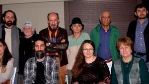 Dünya sanatçıları Antalyada