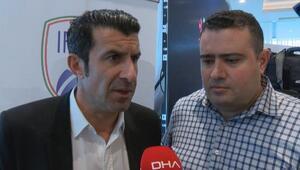 (ÖZEL) Luis Figo ve Aldair, DHAya konuştu