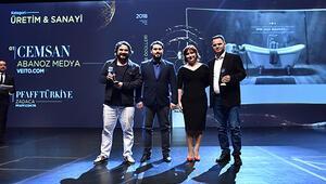 Trabzona Altın Örümcek ödülü
