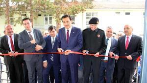 Mengen İlçe Jandarma Komutanlığının yeni binası hizmete girdi