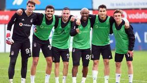 Beşiktaş, Ankaragücü maçının hazırlıklarını sürdürdü