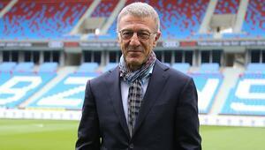 Ahmet Ağaoğlu: Son idman stadımızda olacak