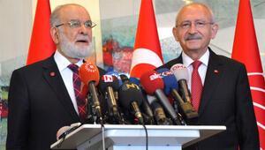 Son dakika... CHP, Saadet Partisi ile görüşecek