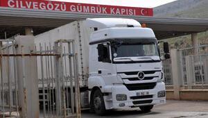 Cilvegözü ve Zeytin Dalı Gümrük Kapıları Türkiyenin göz bebeği